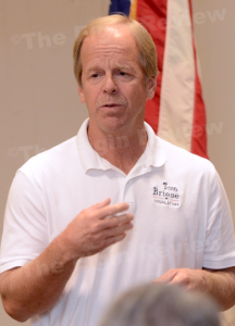 Nebraska Legislative District #41 Candidate Tom Briese