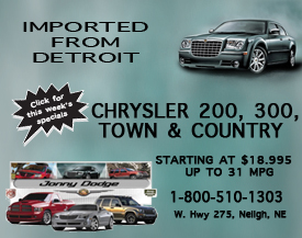 Chrysler 200, 300, Town & Country