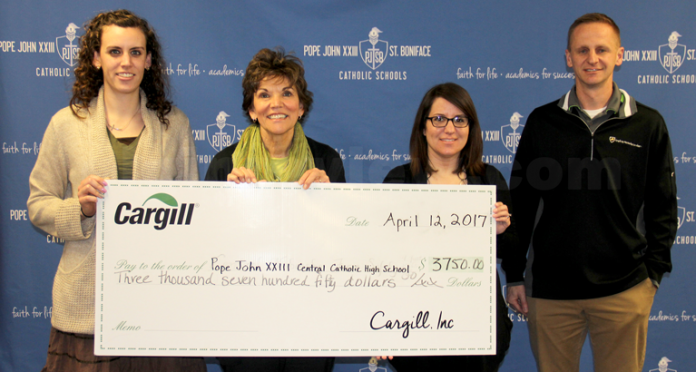 PJCC STEM program gets a boost from Cargill