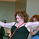 "Ginger Snaps (aka Jake Bode) is the reigning ""queen""."