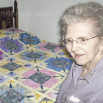 Elgin Nebraska Antelope County Nebraska Park Center Dorothy Currie quilt Sharon Koziol