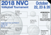 Elgin Nebraska Antelope County Nebraska Niobrara Valley Conference NVC Elgin Public Pope John EPPJ volleyball