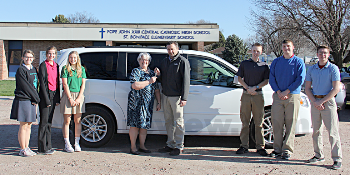 PJCC adds a van to their fleet
