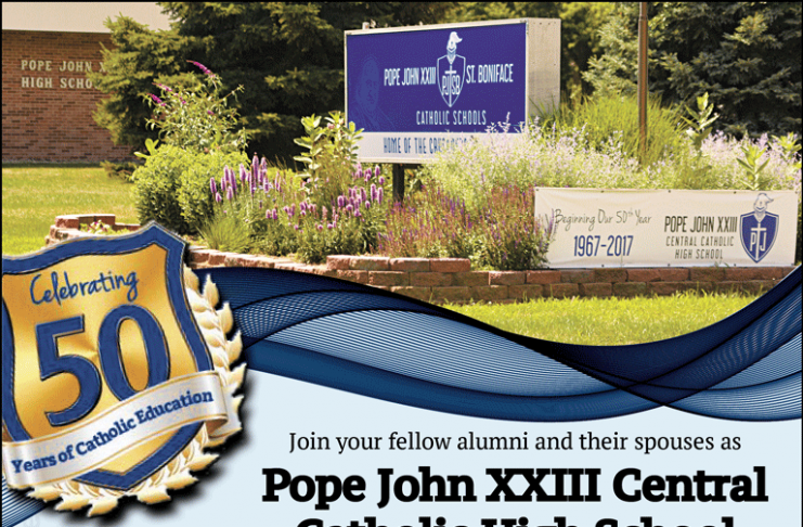 50 years of Catholic education