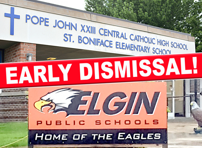 schools Elgin, Nebraska Antelope County, Nebraska City of Elgin Elgin Public School St. Boniface Elementary School Pope John XXIII Central Catholic High School PJCC EPS