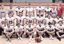 2017 EPPJ Wolfpack Football Team