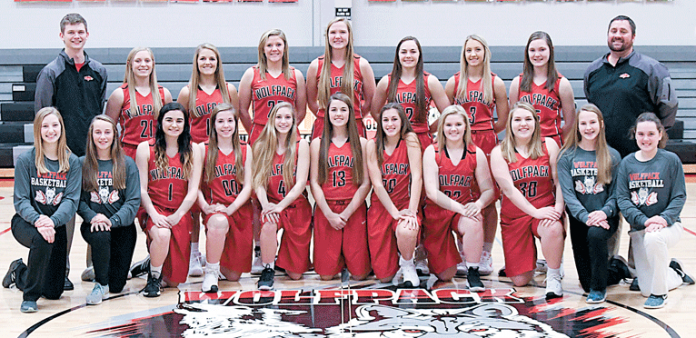 2017-18 EPPJ Wolfpack girls basketball