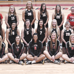 2017 EPPJ Wolfpack Volleyball Team