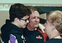 With no wrestlers advancing to state, Jone's coaching career ended on Saturday.
